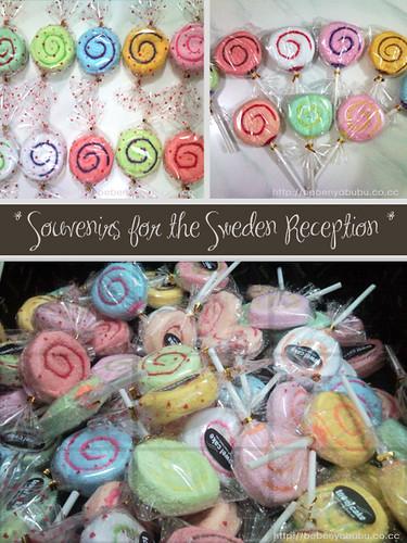 Sweden-Souvenirs