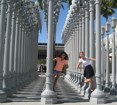 Visit the Glee Vanity Fair Photoshoot Location!