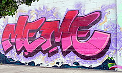 meme (thesaltr) Tags: art graffiti oakland meme bayarea eastbay w001 fewandfar thesaltr