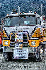 1979 International COE - Cowichan Valley, BC, Canada (Toad Hollow Photography) Tags: canada heritage history classic truck bc antique stock historic vancouverisland international restored r200 hayes hdr coe lw cowichan kenworth cowichanvalley