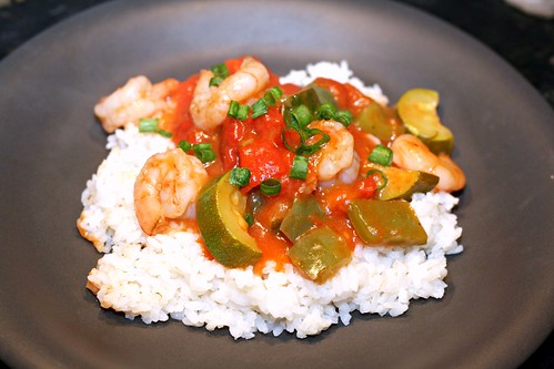 Summer Shrimp Creole