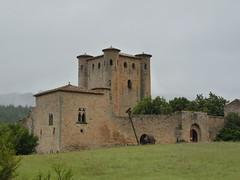 Donjon et logis d'Arques (Aude), 21 juillet 2011. (Guillaume Cingal) Tags: aude cathare arques donjon