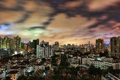 City Night  [Explore] (louieliuva) Tags: