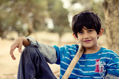 My brother Osama  (Saleh Mohammed) Tags: laughing canon children eos osama mohammed saleh  d600