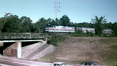 Memorial Park Amtrak 1980 F40PH engine 286 (MichaelB in Houston) Tags: texas houston amtrak sp southernpacific f40ph amtrak286