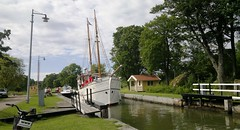 Along Göta Canal in Sweden #23