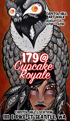 179 Cupcake Royale Flier by OneSevenNine