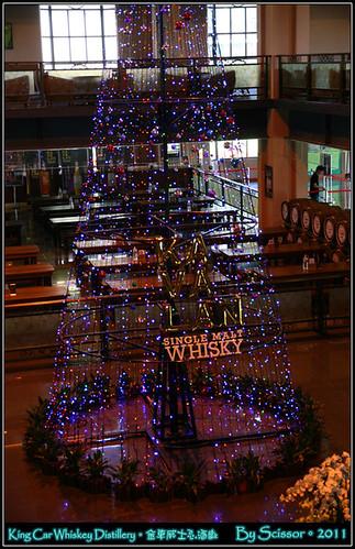 聖誕樹的招牌 經典威士忌