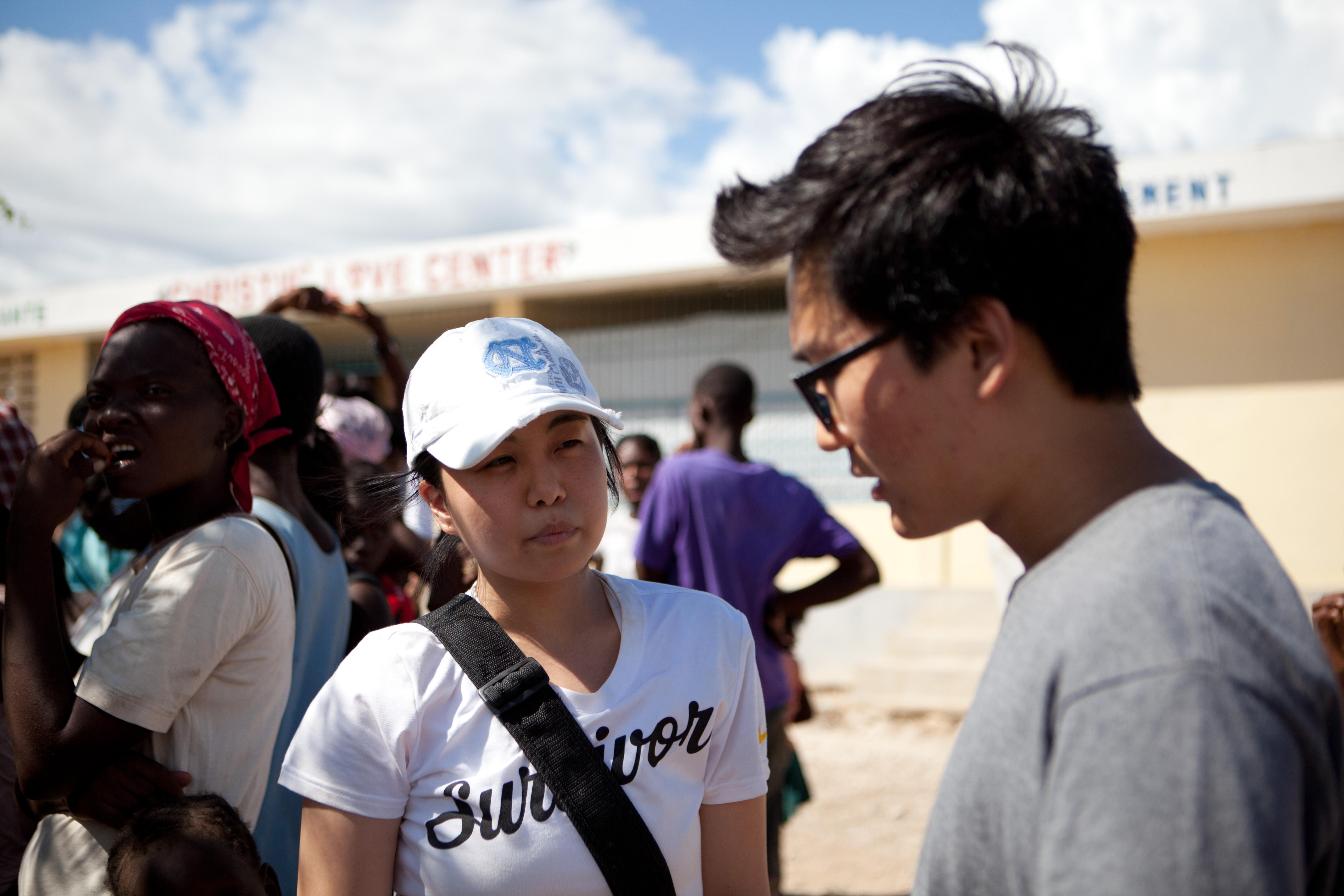 2011 아이티단기선교 어린이사역 (18)