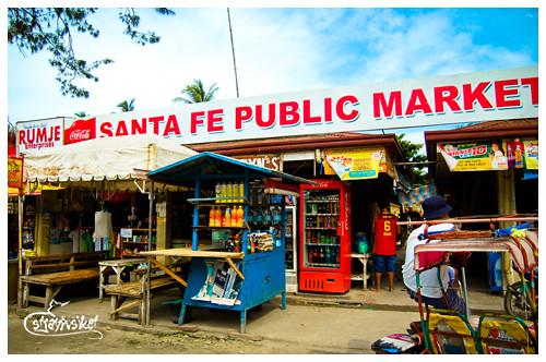 sta fe pubic market