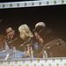 San Diego Comic-Con 2011 - the Raven panel - cast