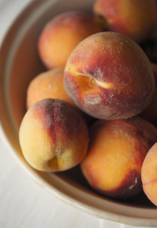 Recipe: Ginger Peach Pandowdy