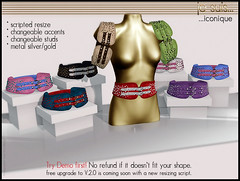 je suis...iconique (je suis... Julia Merosi) Tags: belt belts accessories jesuis waistbelt waistbelts leahmccullough juliamerosi