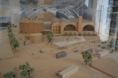 Kings Cross development model