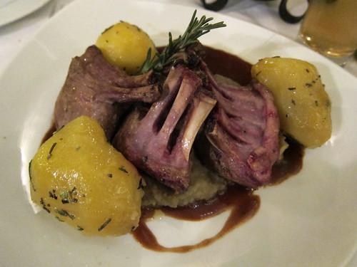 Koteletten vom Steirischen Lamm