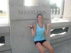 Monument run
