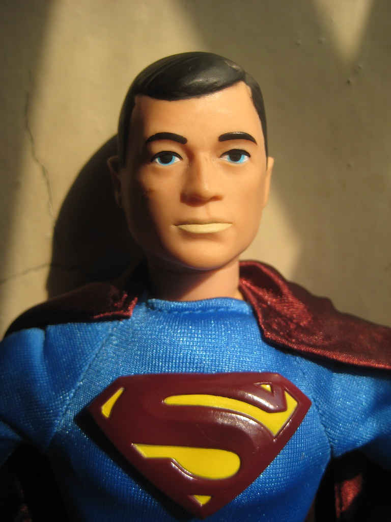 GI Joe Superman Returns 5663