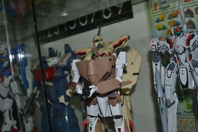 Display Case Mecha