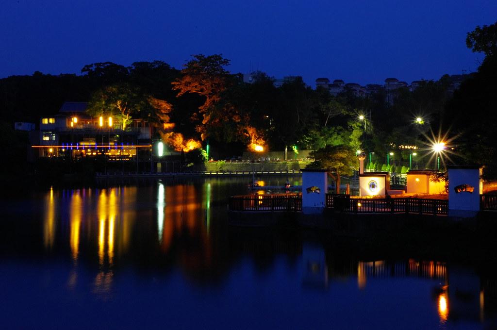 新竹,青草湖