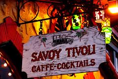 Wooden Bar Sign, North Beach of San Francisco (CT Young) Tags: sf sanfrancisco california bayarea