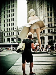 Keep it classy Chicago (TheeErin) Tags: sculpture chicago monument statue marilyn panties court giant illinois underwear bad johnson stewart massive installation ugly monroe pioneercourt pioneer looming underpants gusset ginormous crude bombshell chicagoland sexism mediocre chicagoist jsewardjohnson thesevenyearitch giantunderpants insatiability forevermarilyn 26foot 401nmichiganave hellonormajeane