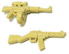 PPSh & Vampir Stage 1 [Custom] (ToyWiz.com) Tags: gun weapon custom vampir ppsh brickarms toywiz