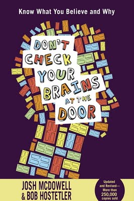 Don't Check Your Brains at the Door cover