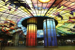 The Dome of Light (spiral0407) Tags: light station boulevard kaohsiung dome maestro formosa narcissus quagliata taiwan
