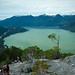 Howe Sound from the first peak of the Chief