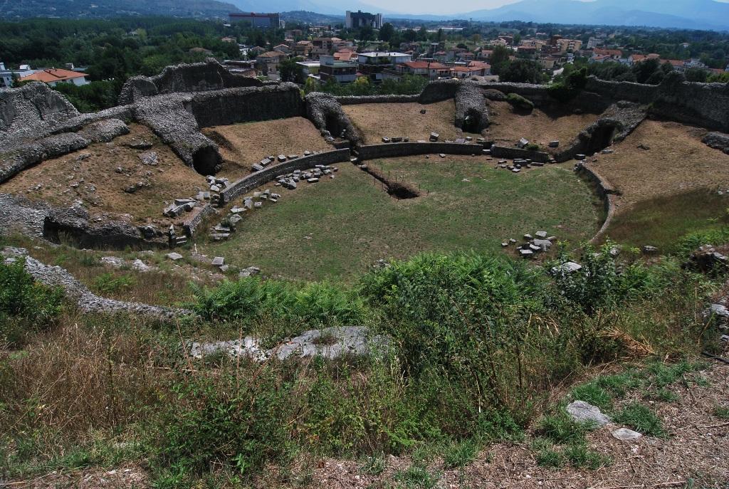 Amphitheater Casinum