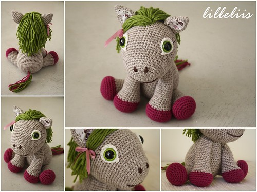 Sugarplum the Deer | Diy crochet amigurumi, Deer pattern, Yarn animals | 375x500