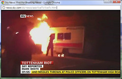Latest picture @ #Tottenham / Captured from @SkyNews by 지호   Ji-Ho   志浩