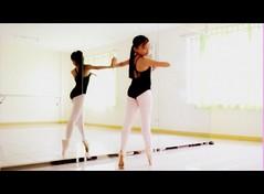 Claire (got 2 dance) Tags: light ballet white black art leather shoe dance ballerina shoes dancer pointe sole picnik balet ballerinas balett balerina baletki baletka baletky