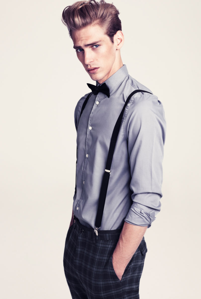 Jeremy Dufour0426_H&M FW11_Ph Andreas Sjodin(Fashionisto)