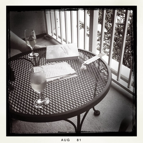 Wine and old diaries