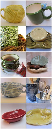 This week in HaldeCraft: ceramics