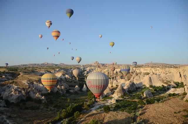 Ballooning @ Cappadocia