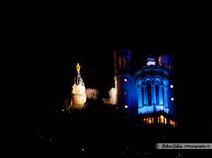 Notre Dame de Fourvire | Lyon - dec 2010 (cedricpoloni) Tags: lyon fete lumires cdric photographe poloni