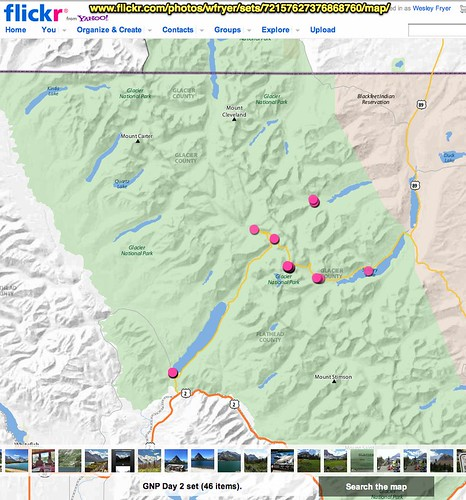 Flickr: Explore photos from your GNP Day 2 set on the map