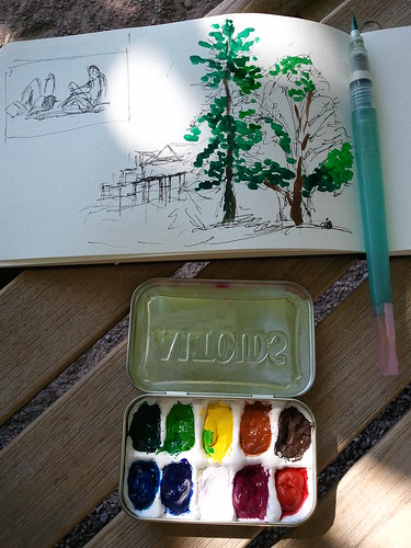 Altoids painting system