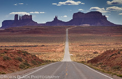 Run, Forrest! Run! (yes, THAT road--Monument Valley, UT) (Robin Black Photography) Tags: arizona utah sandstone ngc explore navajo slickrock monumentvalley naturalwonder nationalmonument nationaltreasure nationalgeographic rockformation buttes americansouthwest forrestgump navajonation runningonempty explored rockforms famousroad crazyroadtripweekend outdoorphotographer milemarker13 famousview famousmoviescene canon5dmarkii robinblackphotography