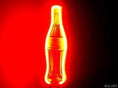 Neon I (Enio Branco) Tags: coke cocacola sonyalpha sonyt200 eniobranco