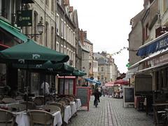BOULOGNE sur MER - Rue de Lille