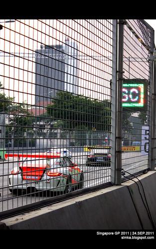 Singapore GP 2011