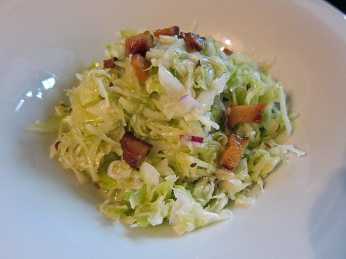 Cabbage and Bacon Salad
