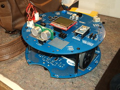 Robot Lottie Lemon de Arduino