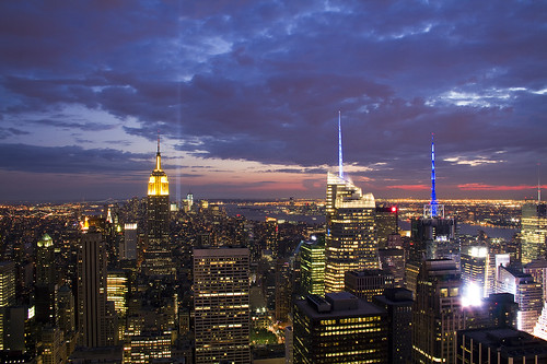 Top of the Rock by Mr Yankee