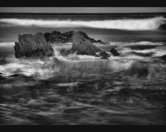 Oceano Mare (Sante sea) Tags: sardegna longexposure sea bw italy music italia mare sardinia musica slideshow biancoenero pretenders