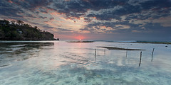 Pantai Padang Padang Sunset. (jeffiebrown) Tags: sunset bali pantai padangpadang jeffiebrown