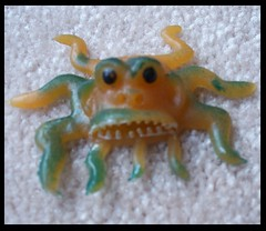 Sun Scary (Astronit) Tags: pets monster 60s rubber ugly horror creature uglies basilwolverton jiggler